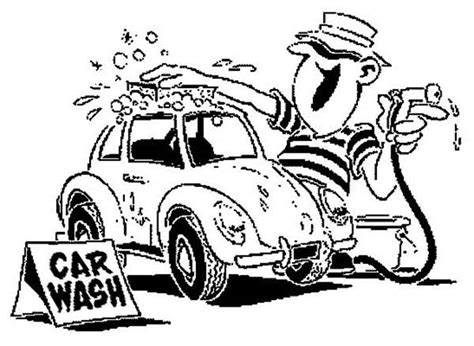 car wash business coloring pages coloring pages car wash