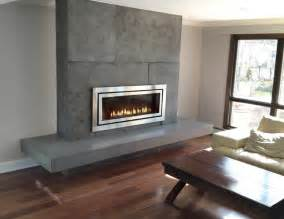 Gas Fireplace Surround Gas Fireplace Surround Contemporary Living Room New