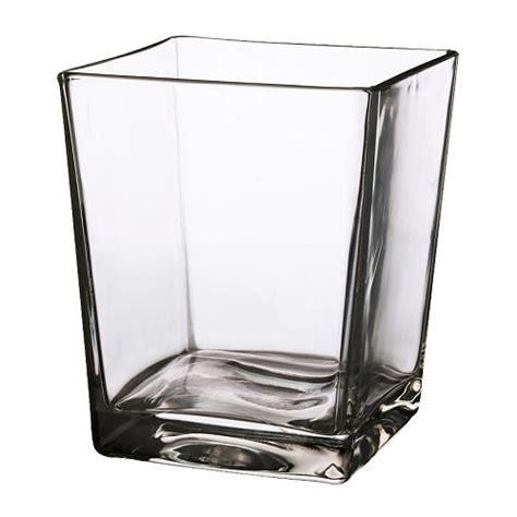 ikea vasi di vetro kanist vaso ikea