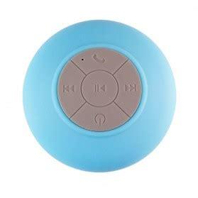 Lapara Waterproof Bluetooth Shower Speaker Bts06 Fvj lapara bluetooth speaker waterproof bts06 baby blue
