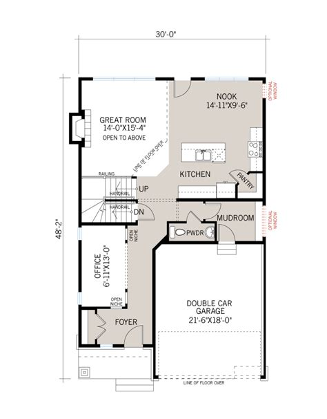 devonshire floor plan new home model devonshire 2 in blackstone in kanata south