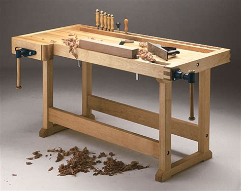 tool bench plans european style woodworking workbench plan workshop