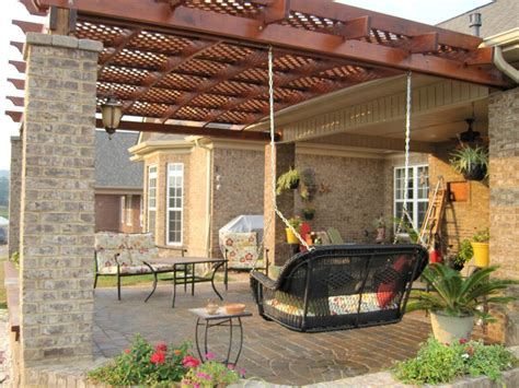 Plans For Pergola Attached To House Pergola Plans Attached To House Kits Pergola Design Ideas