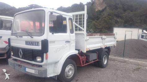 camion renault benne marrel s130 8x4 gazoil 1