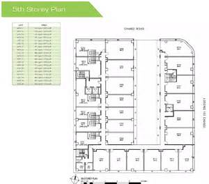 Floor Plan Collection Floor Plan L5 The New Launch Collections