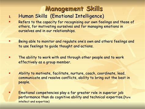 management leadership development programme