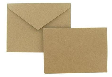 Craft Paper Envelope - unavailable listing on etsy