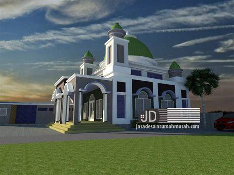 desain masjid timur tengah jasa desain masjid murah jasa arsitek