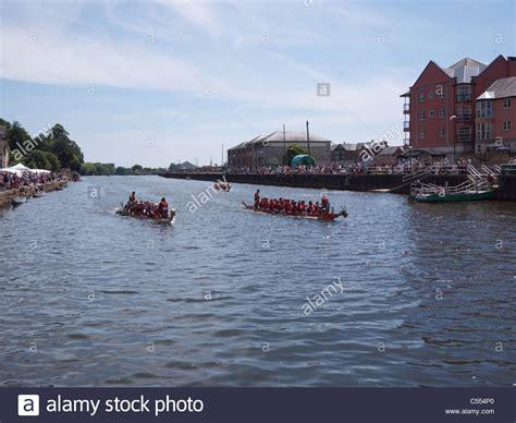 dragon boat festival exeter dragon boat racing stock photos dragon boat racing stock