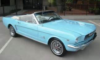 1965 mustang colors 1965 mustang paint colors