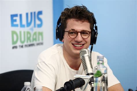 charlie puth a z charlie puth visits the elvis duran z100 morning show