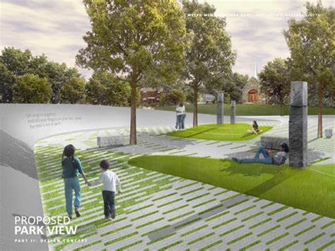 Design Concept Memorial Park | legacy memorial park project dgs