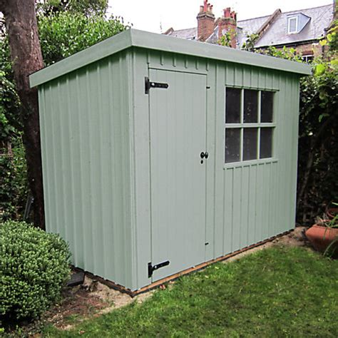 Cranes Sheds by Buy National Trust By Crane Oxburgh Garden Shed 1 8 X 2