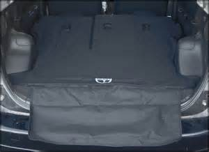 Cargo Liner For Scion Xb 2003 2007 Scion Xb Cargo Liner Black Canvas W Rear