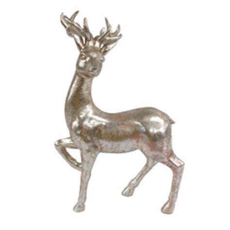 shop holiday living tabletop reindeer indoor christmas
