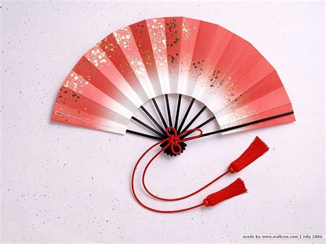 Japanese Paper Fan Craft - japanese fan photo japanese traditional paper