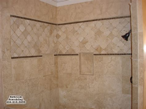 Travertine Tile Bathroom Shower Bathroom Tile Idea 2017 Grasscloth Wallpaper