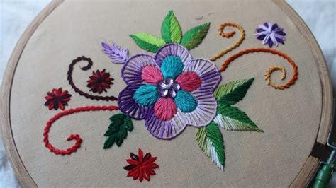 Handmade Embroidery Designs - stitch learn to crochet the crab stitch brioche stitch