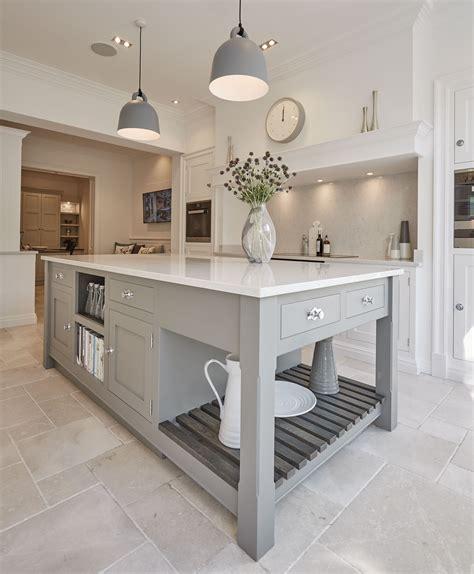 light grey kitchen tom howley