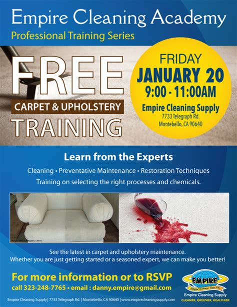 santa barbara upholstery supply free carpet upholstery training empire cleaning supply