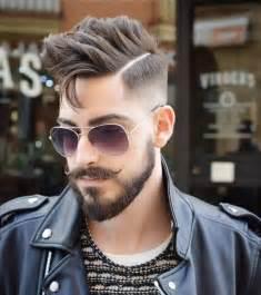 style de barbe tendance 2016 et id 233 es sur la coupe qui lui