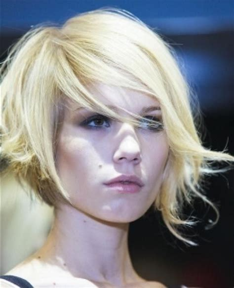 asymmetrical bob for over 50 s 91 best images about short hair on pinterest