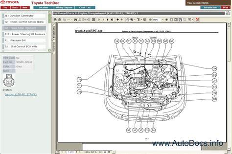 toyota hilux 2005 2011 service manual repair manual order