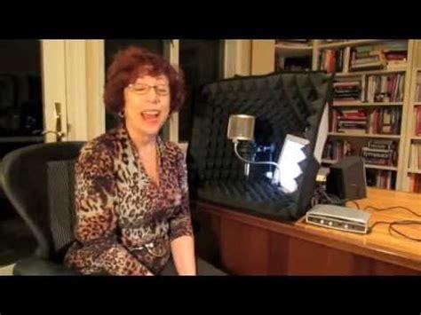 a tour of my home voice studio voice