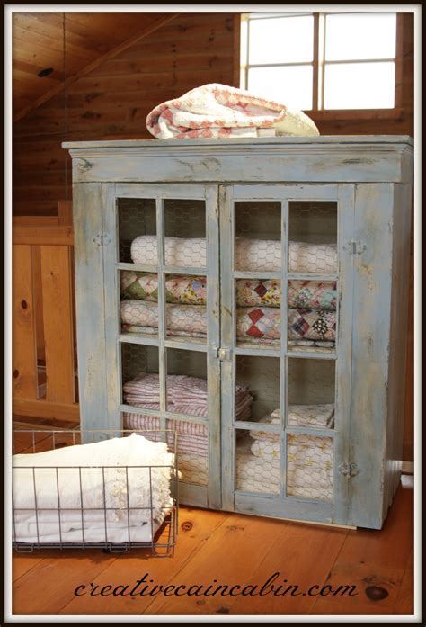 how to put chicken wire on cabinet doors 88 farmhouse hutch with chicken wire beige two door