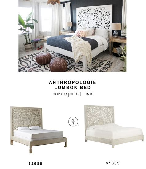 lombok bed lombok bed anthropologie best free home design idea