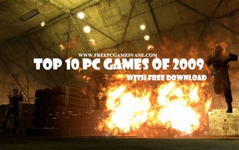 best pc 2009 top 10 pc of 2009