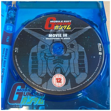 mobile suit gundam trilogy unboxing gundam trilogy all the anime