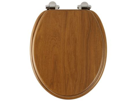 oak toilet seat roper traditional honey oak solid wood toilet seat