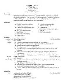 Sle Mcdonalds Resume by Production Line Worker Resume Exles Make Resume Resume For Lifeguard Assistant Curator
