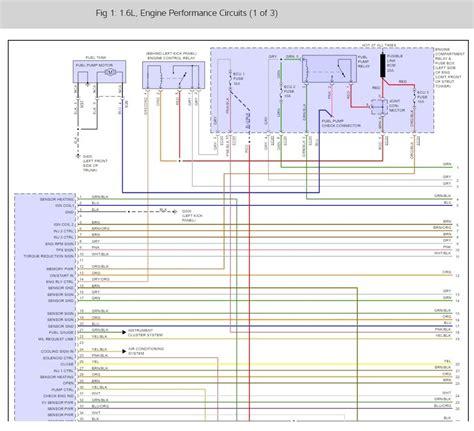 sophisticated hyundai accent ecu wiring diagram