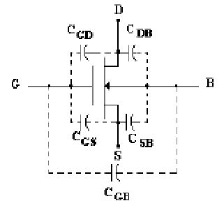 capacitor ripple current parallel parasitic capacitance of cmos inverter a transistor level