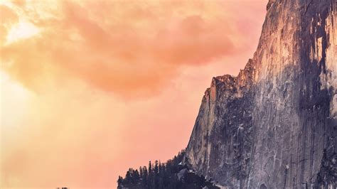 apple yosemite ae31 yosemite red sunset mac wallpaper os x papers co