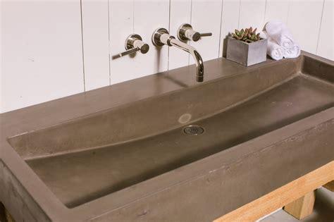 Diy Concrete Trough Sink by Hensley Trough Sink Concrete Wave Design Concrete