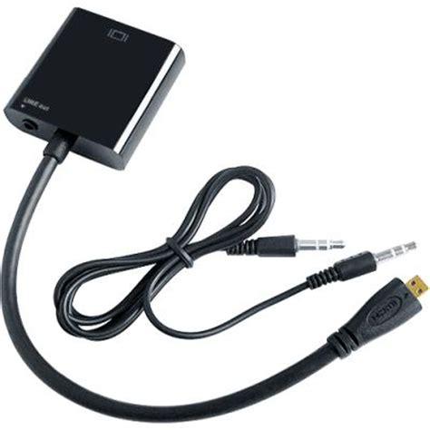 Adaptor Blackberry blackberry p9982 hdmi to vga converter adapter