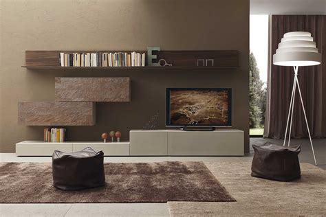 soggiorno moderno soggiorno moderno componibile top lops progetto i modulart