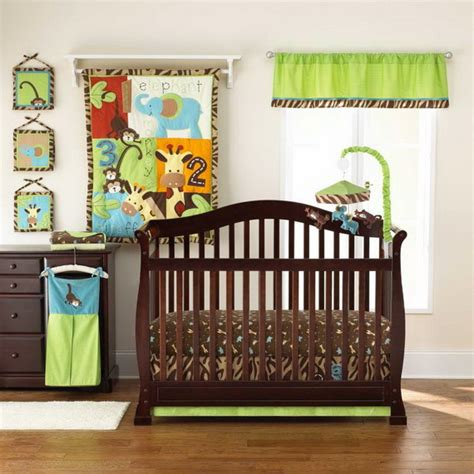 Monkey Themed Crib Bedding Monkey Baby Crib Bedding Theme And Design Ideas Family Net Guide To Family Holidays On
