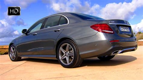 Mercedes E400 Amg by 2017 Mercedes E400 4matic Amg Line Sedan Exterior
