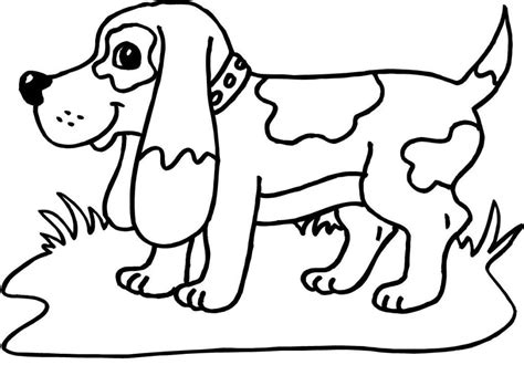 puppy coloring pages to print out puppy coloring pages
