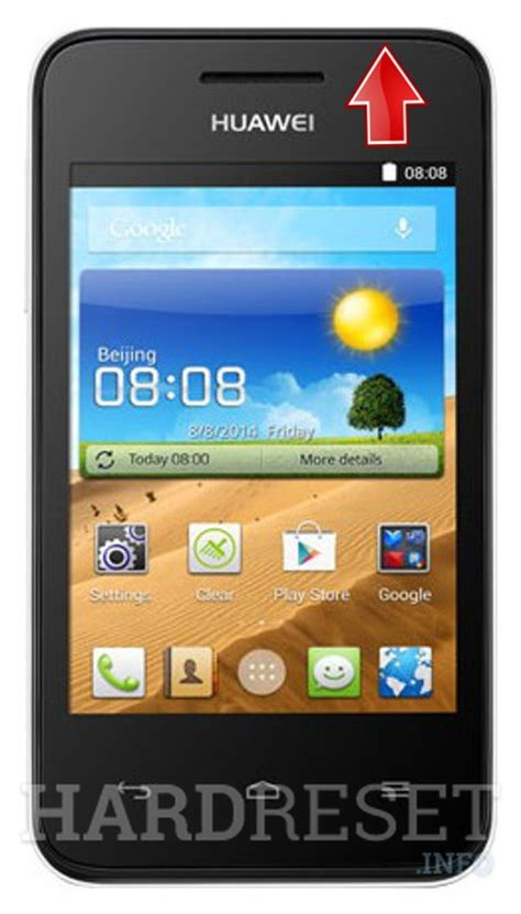 reset voicemail password huawei ascend huawei ascend y521 recovery mode hardreset info