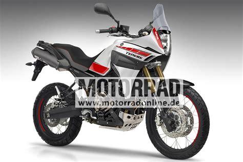 Tenere Motorrad by Neuheit Yamaha Xt 700 Z T 233 N 233 R 233 Motorrad