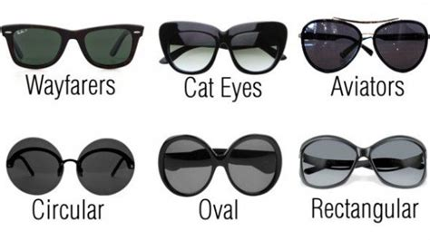 sunglasses types about sunglasses