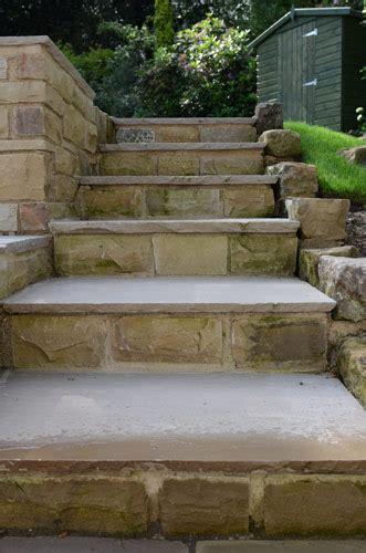 patio walling garden steps harrogate yorkshire pro