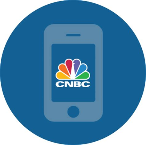 cnbc mobile cnbc digital products