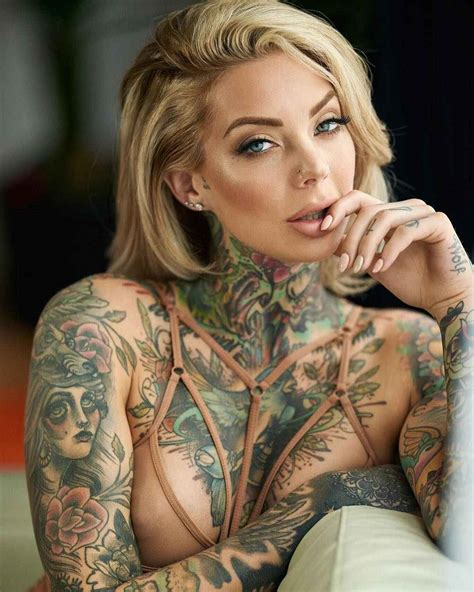 madison tattoo model inkppl magazine