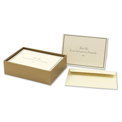 outlander blank box notecards books sympathy thank you notes stationery note cards